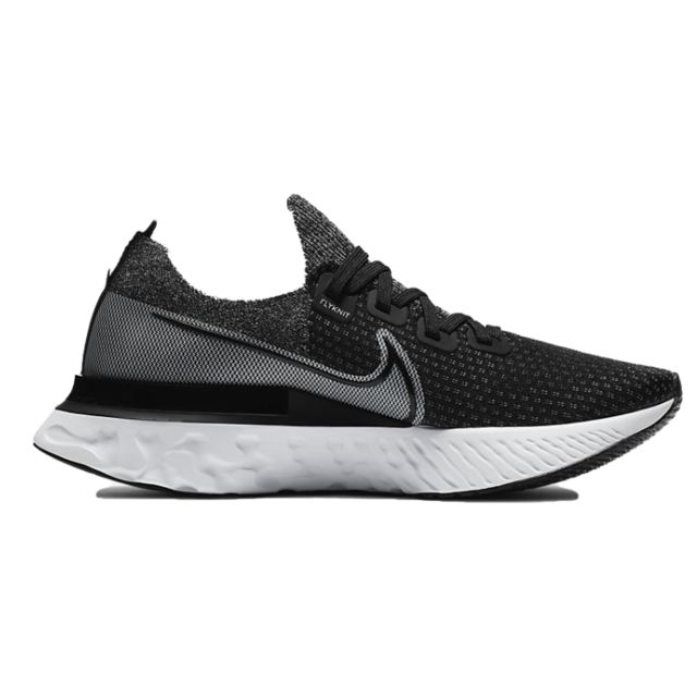 Nike React Infinity Run FK (Schwarz Grau)