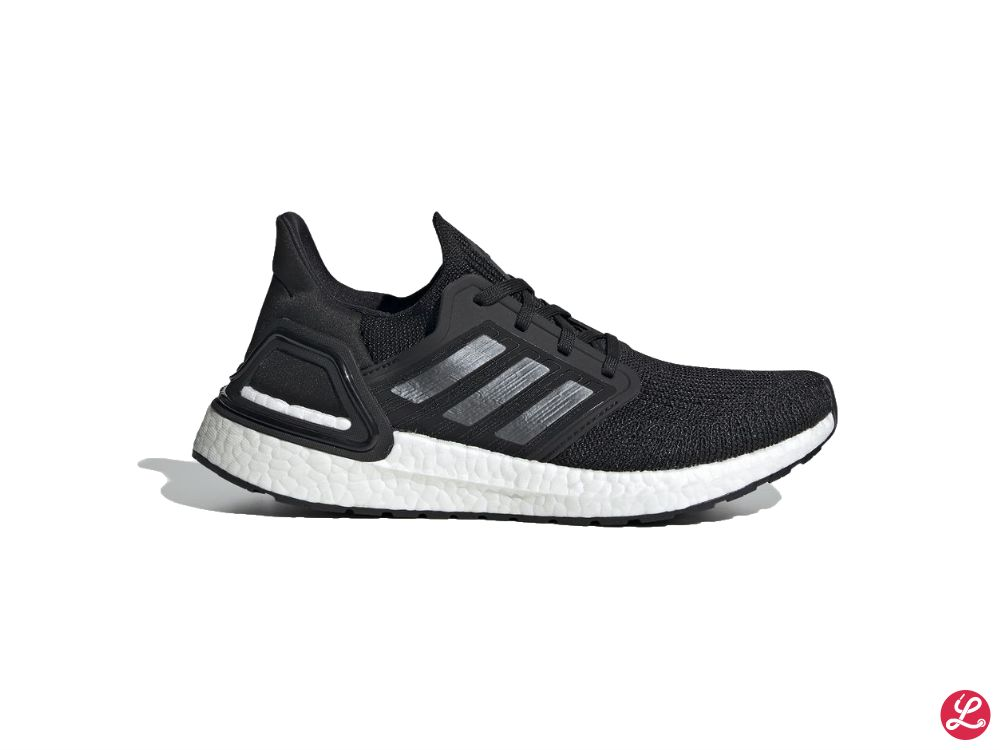 adidas UltraBoost 20 w (Schwarz Weiß)