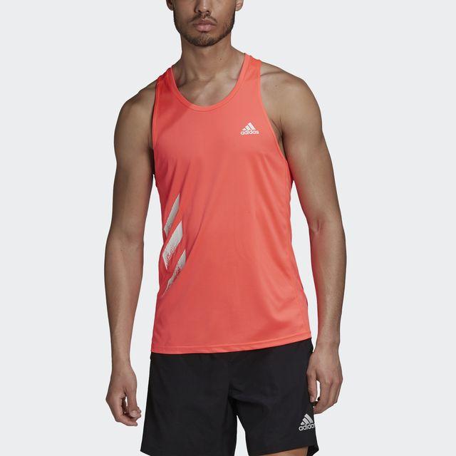 adidas OTR Singlet 3S (Signal Pink)