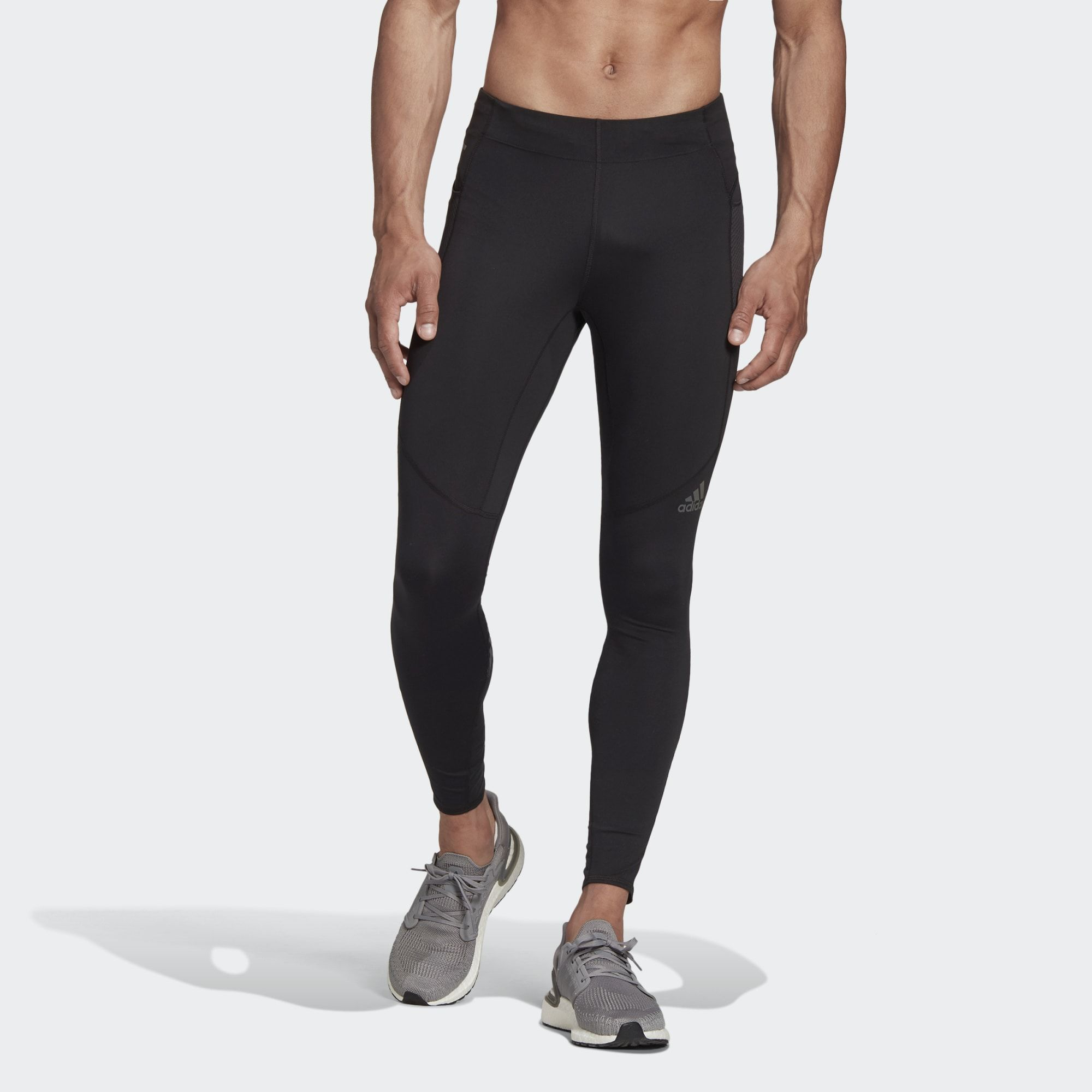 adidas Saturday Long Tight (Schwarz)