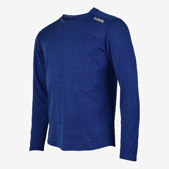Fusion C3 LS Shirt (Nightmelange)