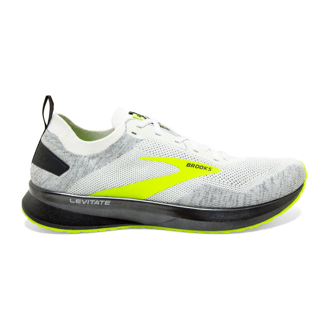 Brooks Levitate 4 Visibility (White)