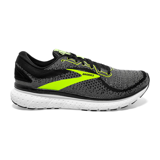 Brooks Lady Glycerin 18 Visibility (Black Vizy)