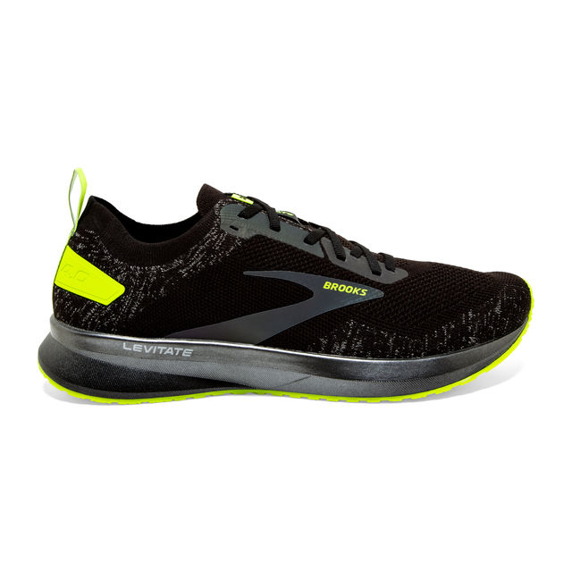 Brooks Levitate 4 Visibility (Black)