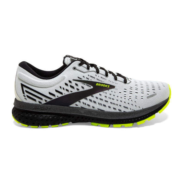 Brooks Ghost 13 Visibility (White Vizy)