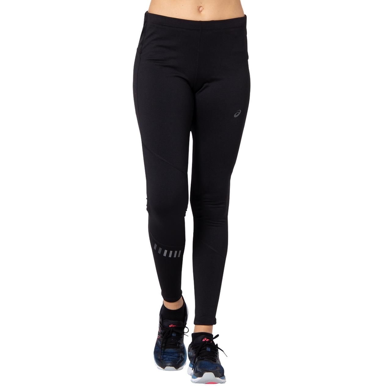 Asics Lady Lite-Show Winter Tight (Schwarz)