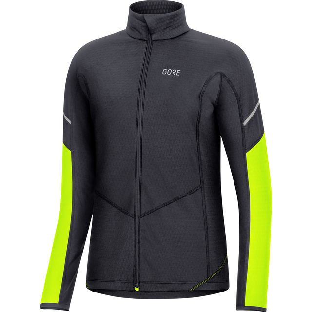 Gore Lady Thermo LS Zip Shirt