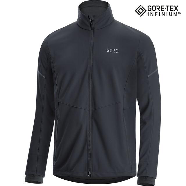 Gore R5 Gore-Tex Infinium Jacket (Schwarz)