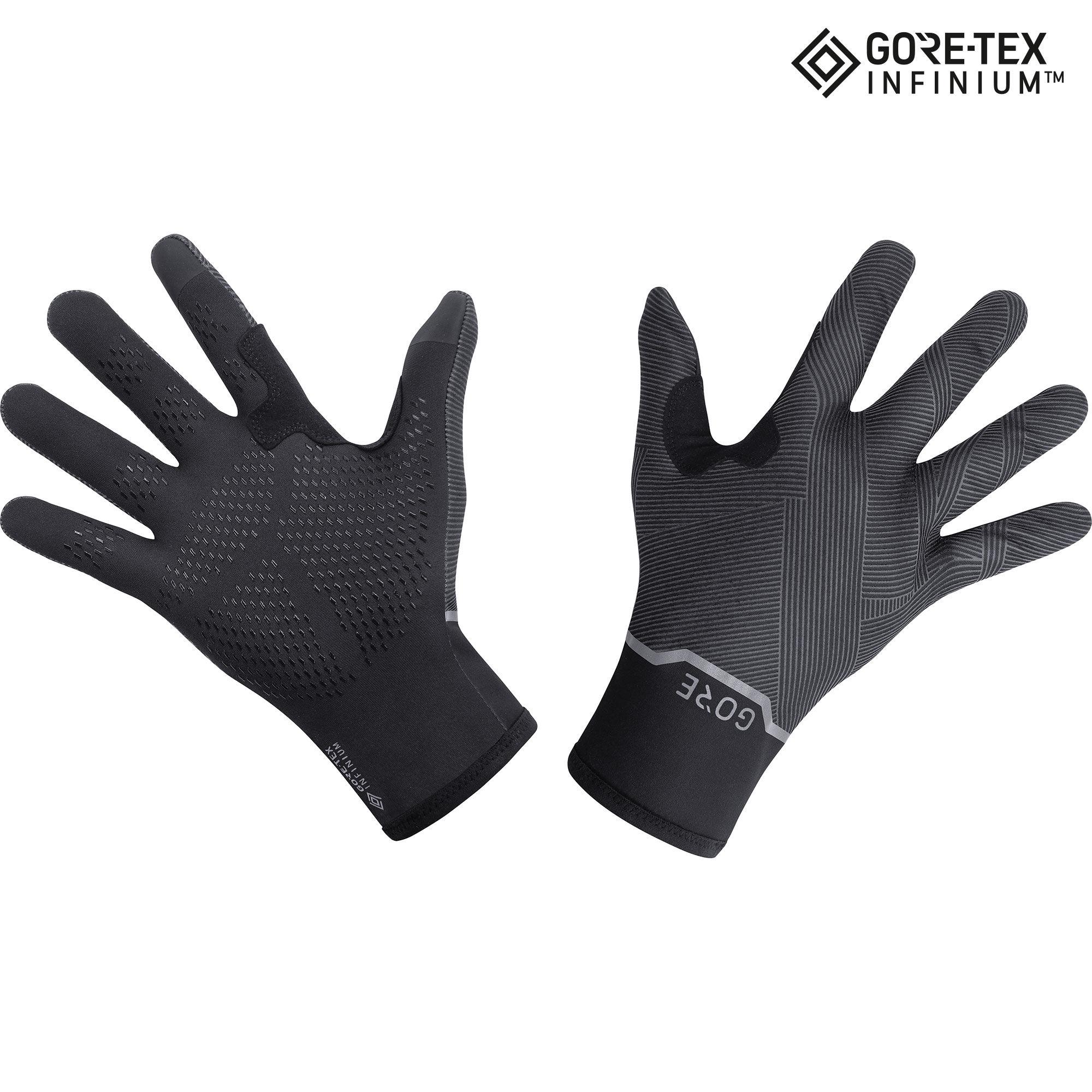 Gore Gore-Tex Infinium Mid Glove Strech (Black)