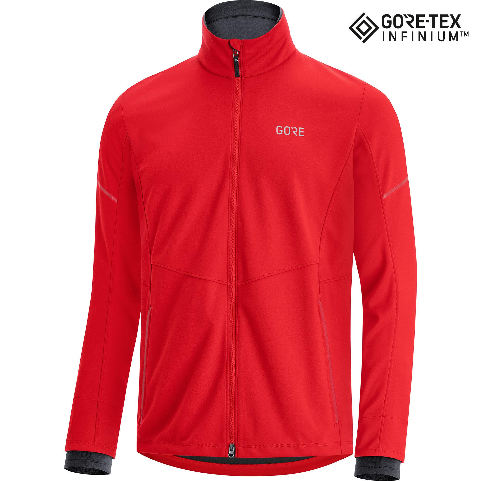 Gore R5 Gore-Tex Infinium Jacket (Rot)