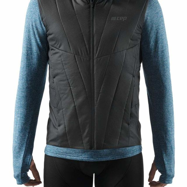 cep Winter Run Vest (Black)