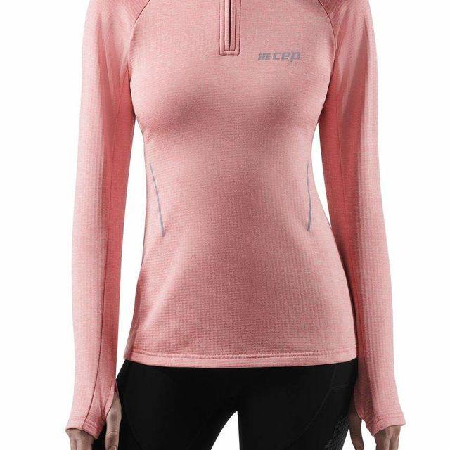 cep Women Winter Run Shirt