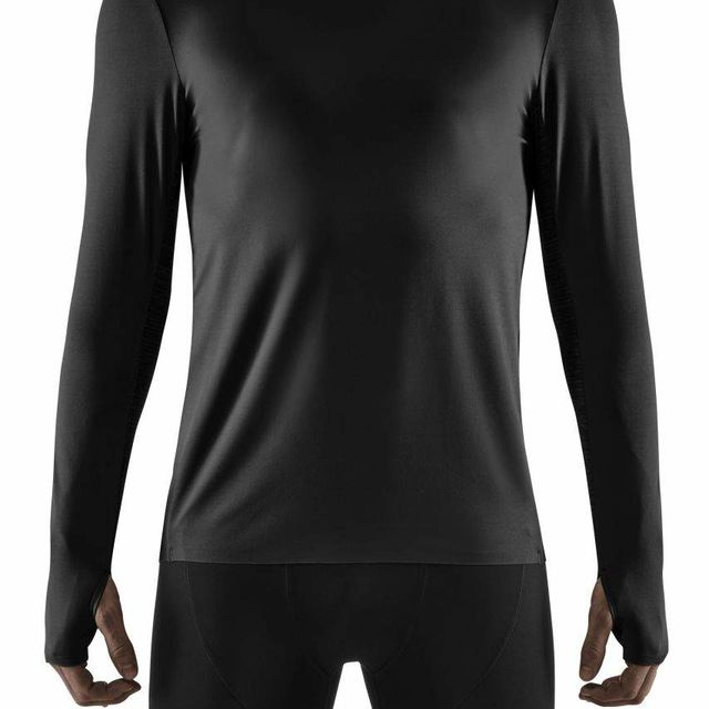 cep Run Shirt Long Sleeve (Black)