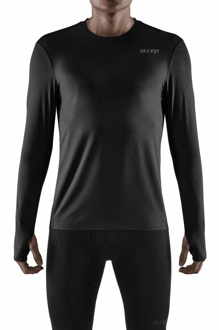 cep Run Shirt Long Sleeve (Black)