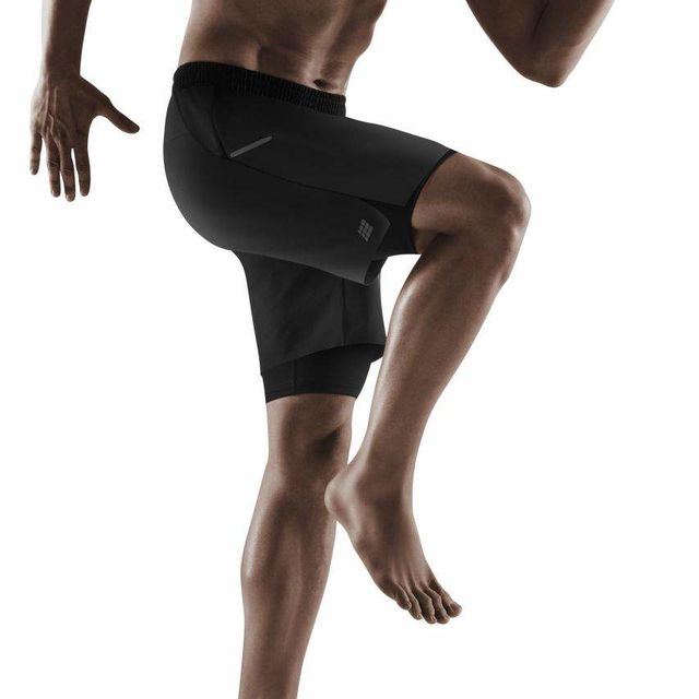 cep Training 2 in 1 Short (Black)