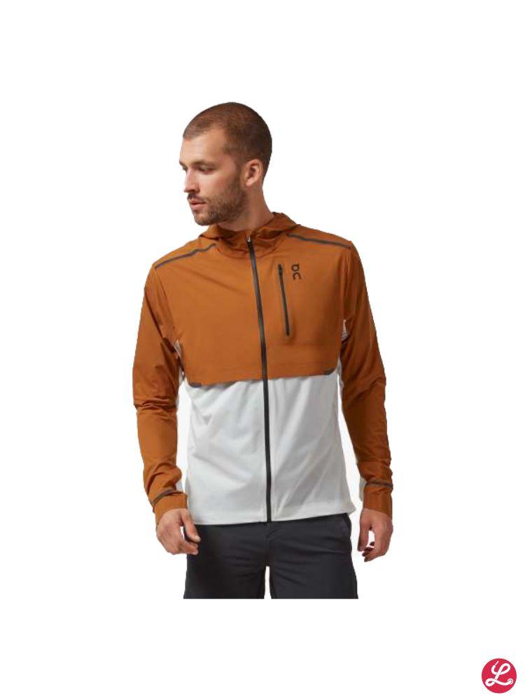 ON Weather Jacket (Pecan White)