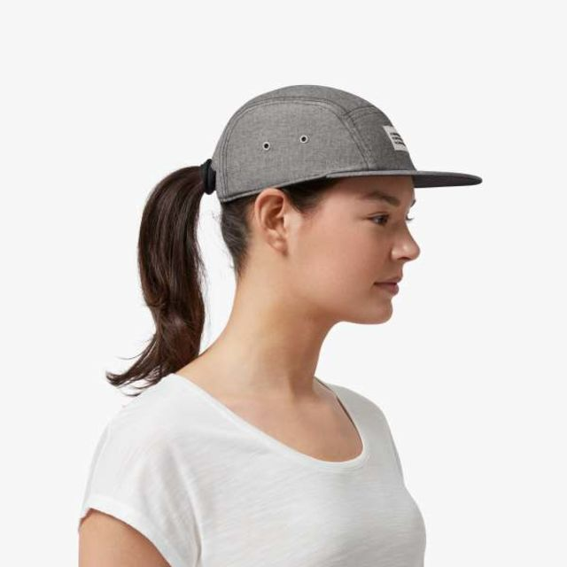 ON 5 Panel Cap (Grey)