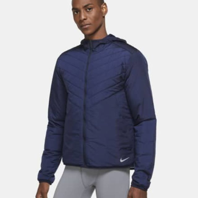 Nike Aerolayer Jacket (Blau)