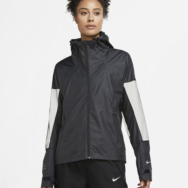 Nike Lady RN DIV Flash Jacket (Black)