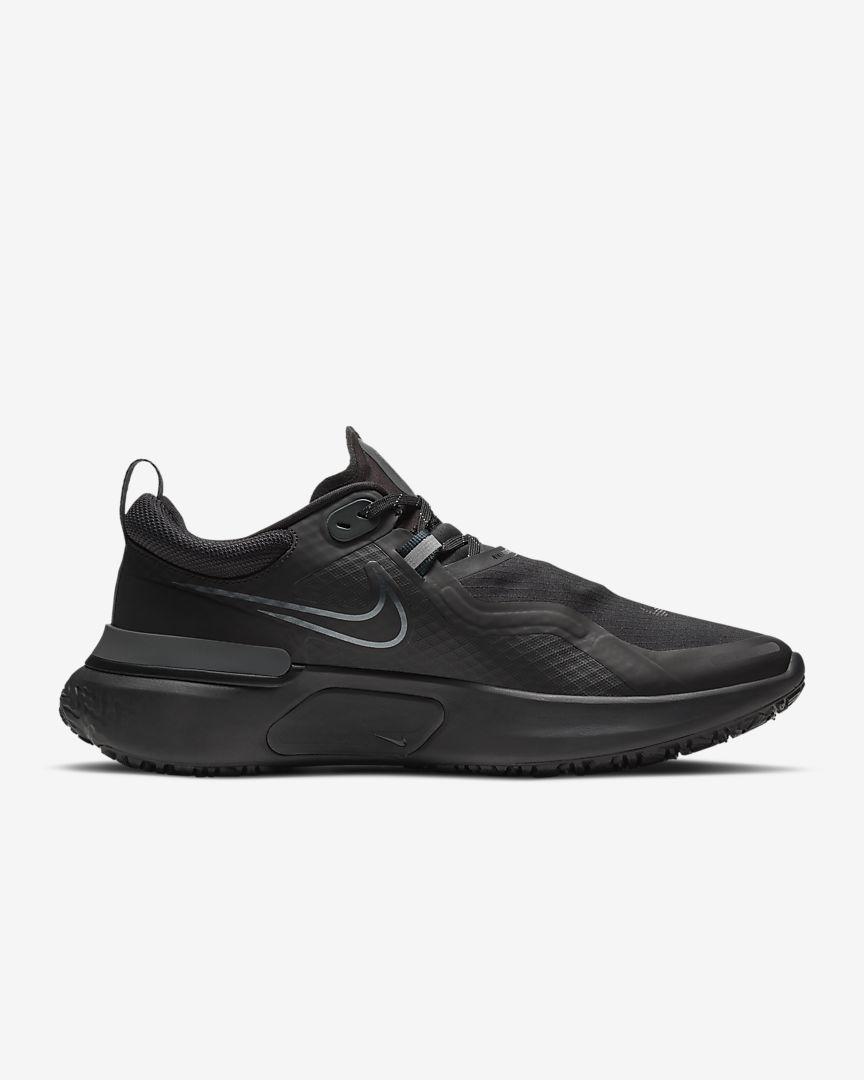Nike React Miler Shield (Black)