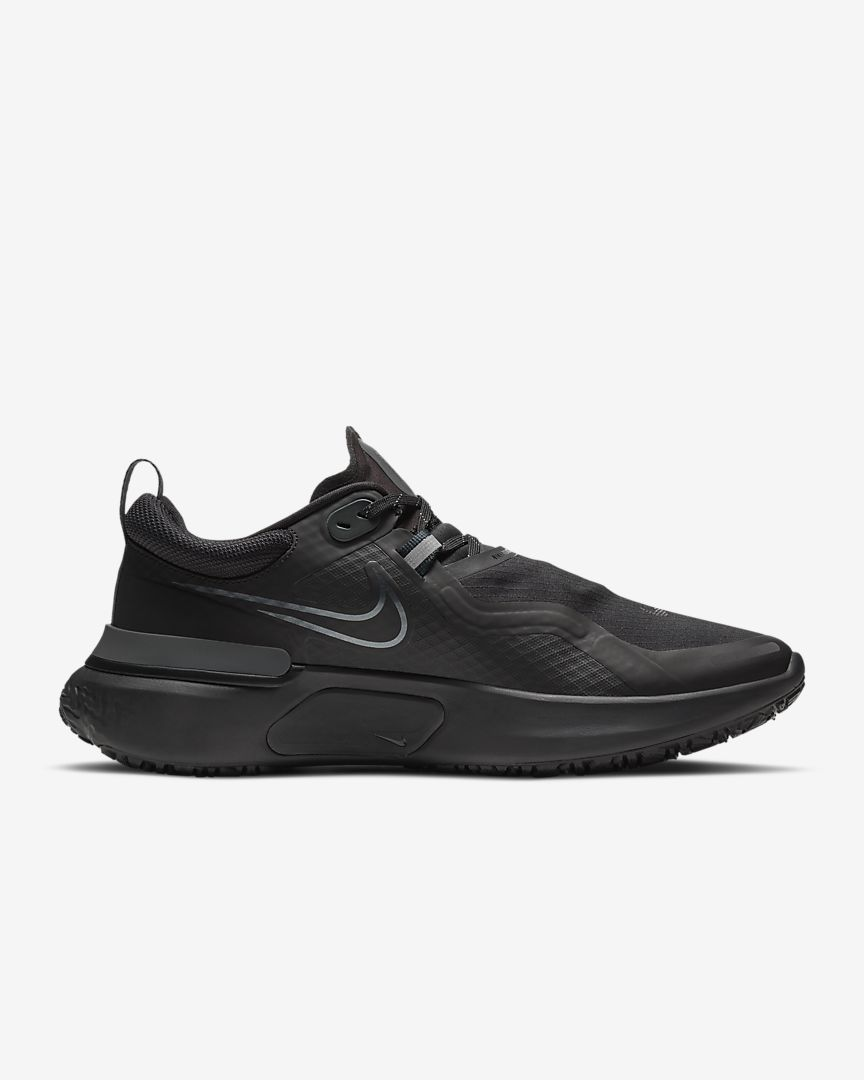 Nike Lady React Miler Shield (Black)