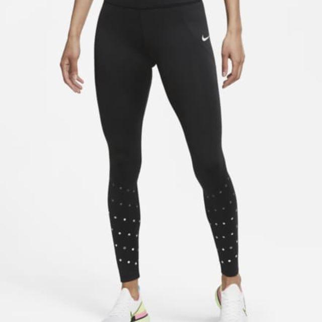 Nike Women Fast Flash Tight (Black)
