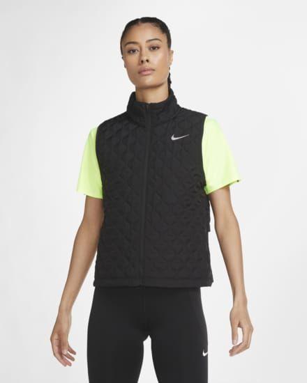 Nike Lady Aerolayer Vest (Schwarz)