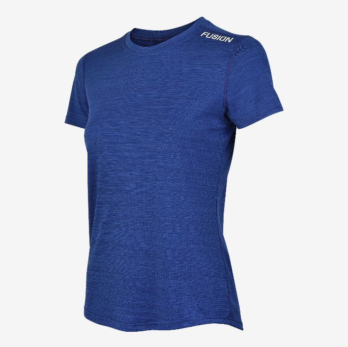 Fusion Lady C3 T-Shirt (Night Blue)
