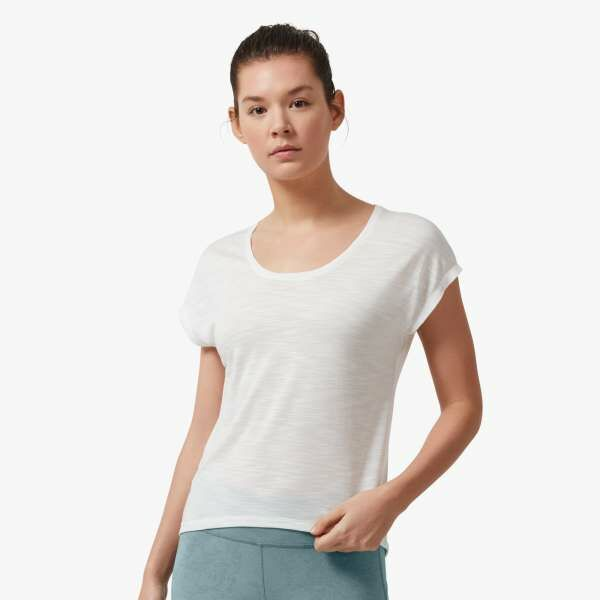 ON Lady Active- T Flow (White)