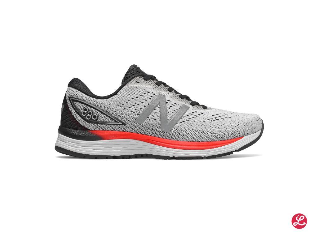 New Balance 880v9 B (Weiß Rot)