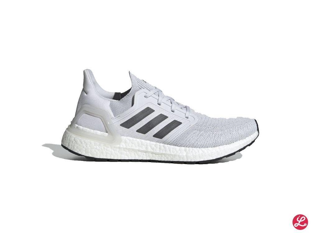 adidas UltraBoost 20 (Grau Weiß)