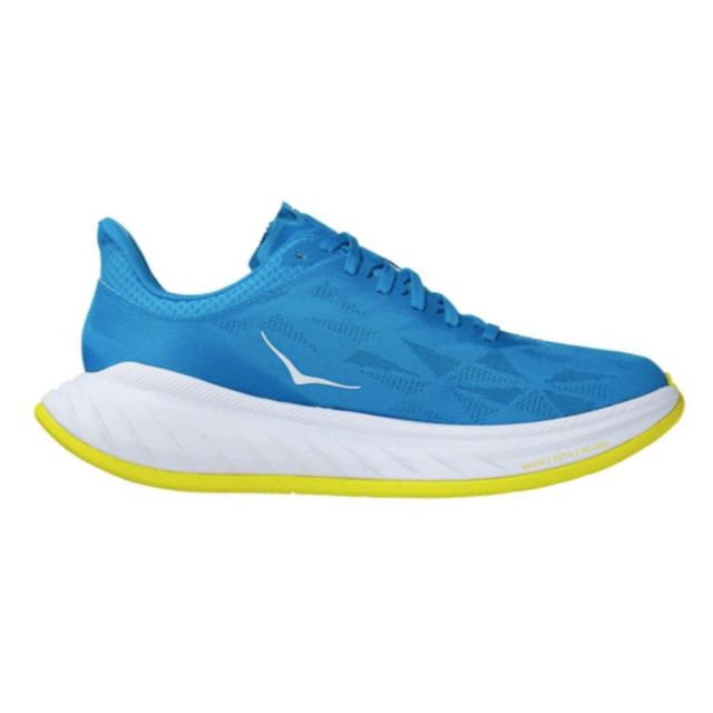 Hoka One One Carbon X 2 (Diva Blue Citrus Avail)