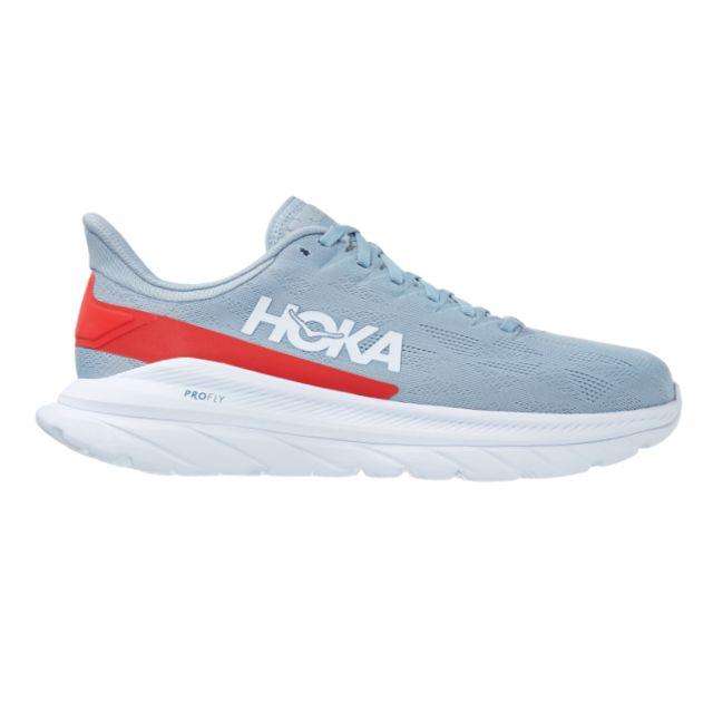 Hoka One One Mach 4 (Blue Fog Fiesta)