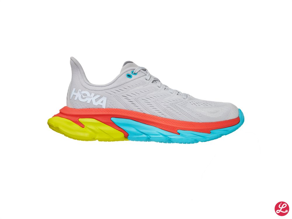 Hoka One One Clifton Edge (Lunar Rock White)