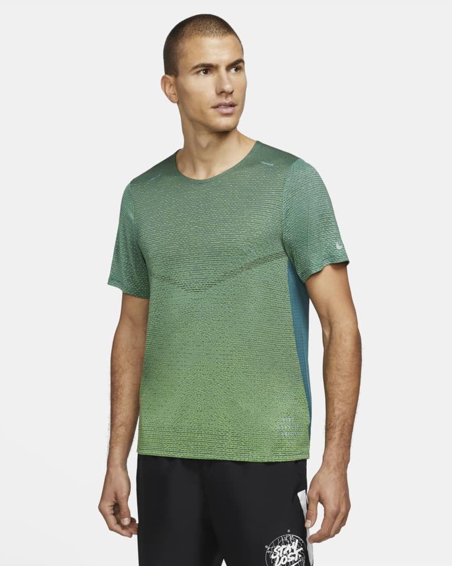 Nike Run DVN Pinnacle S Top (Grün)