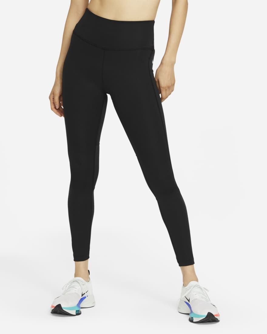 Nike Lady Epic Fast Tight (Schwarz)