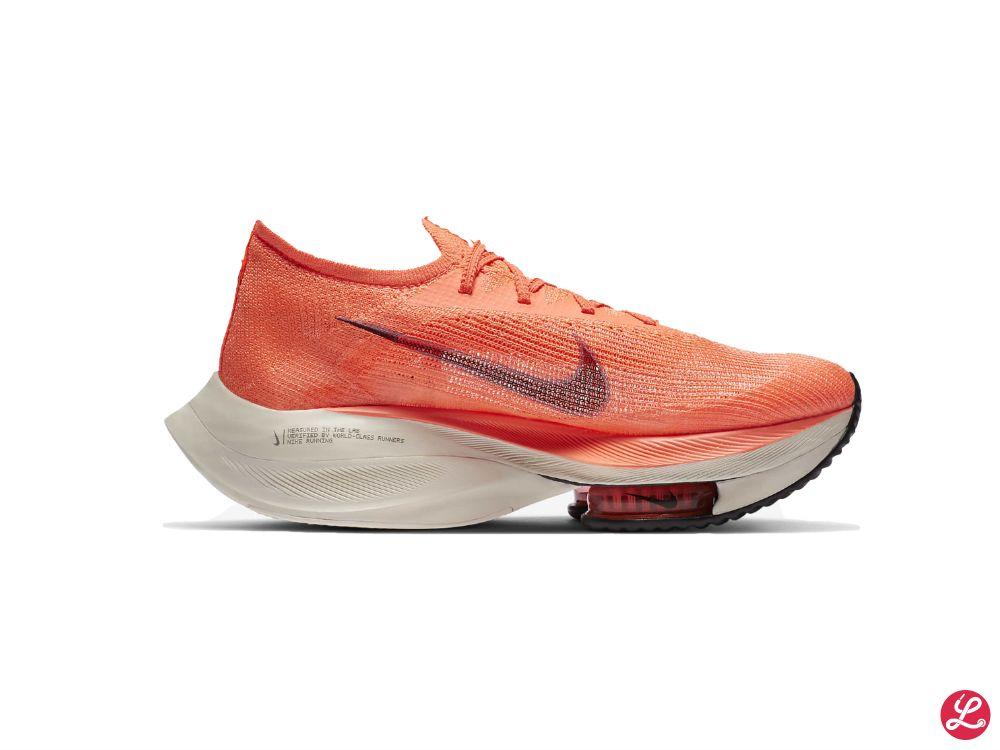 Nike Air Zoom Alphafly Next% FK (Orange)