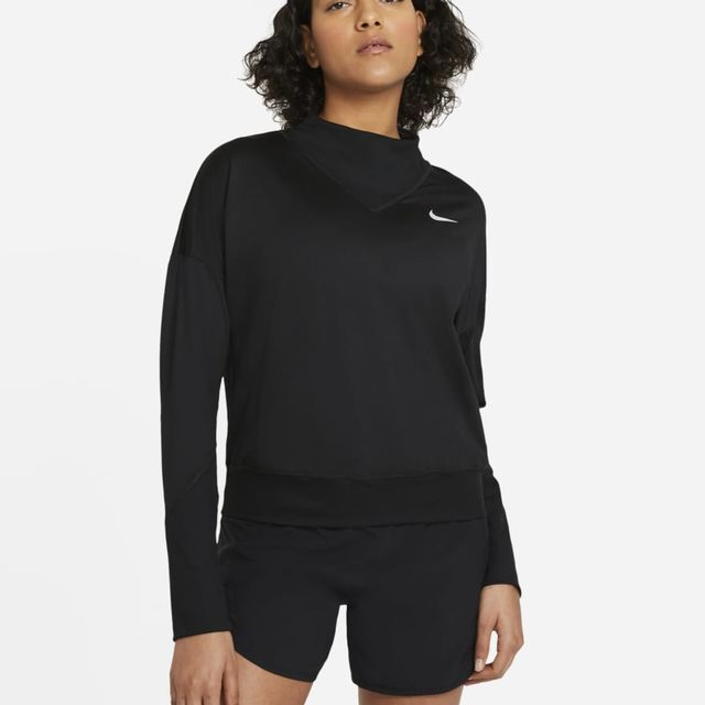Nike Women Element Top SSNL Crew