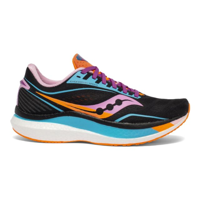 Saucony Lady Endorphin Speed (Future Black)