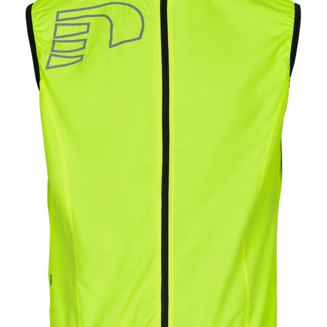 Newline Core Vest (Neon Yellow)