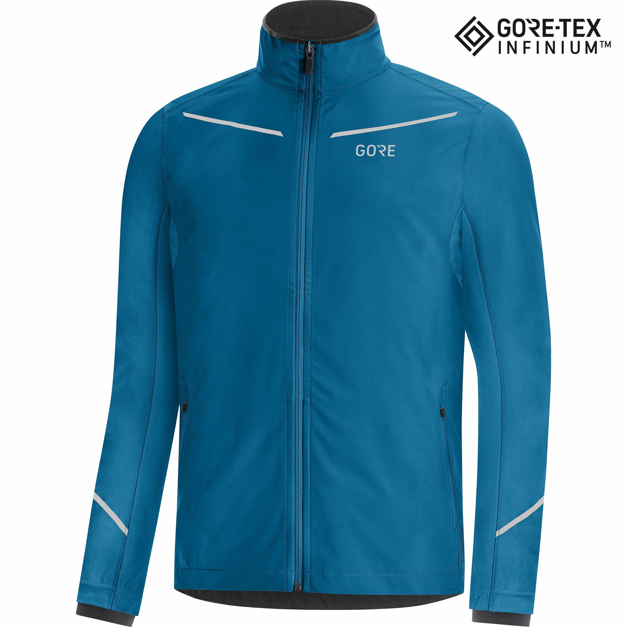 Gore R3 Gore-Tex Infinium Partial Jacket (Sphere Blue)