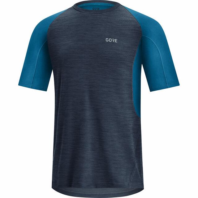 Gore R5 Shirt (Orbit Blue Sphere Blue)