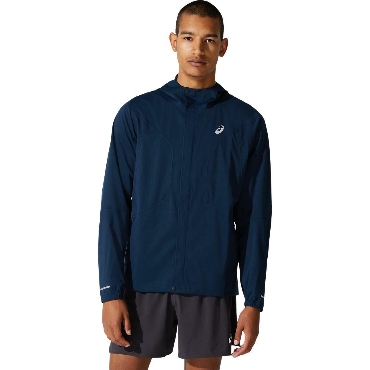 Asics Accelerate Jacket (French Blue)