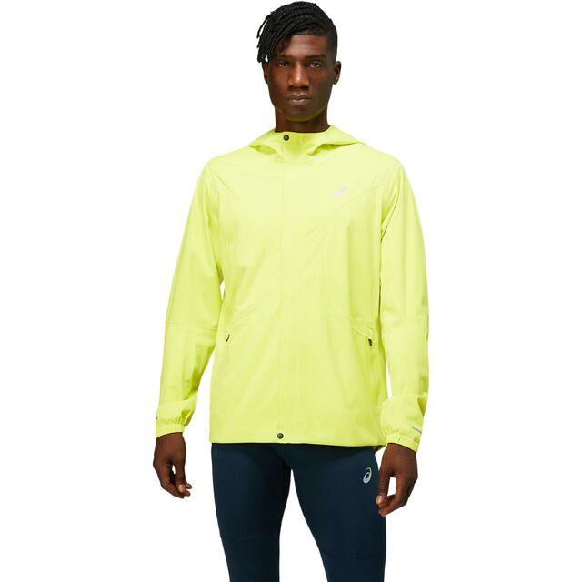 Asics Accelerate Jacket (Sour Yuzu)
