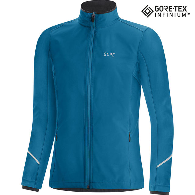 Gore Lady R3 Gore-Tex Infinium Partial Jacket (Sphere Blue)
