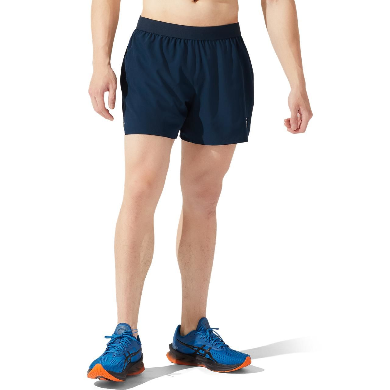 Asics Road 5in Short (French Blue)