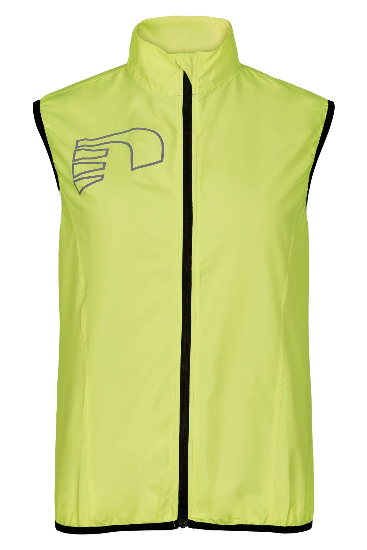 Newline Lady Core Vest (Neon Yellow)