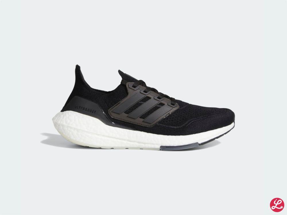 adidas UltraBoost 21 (Black)