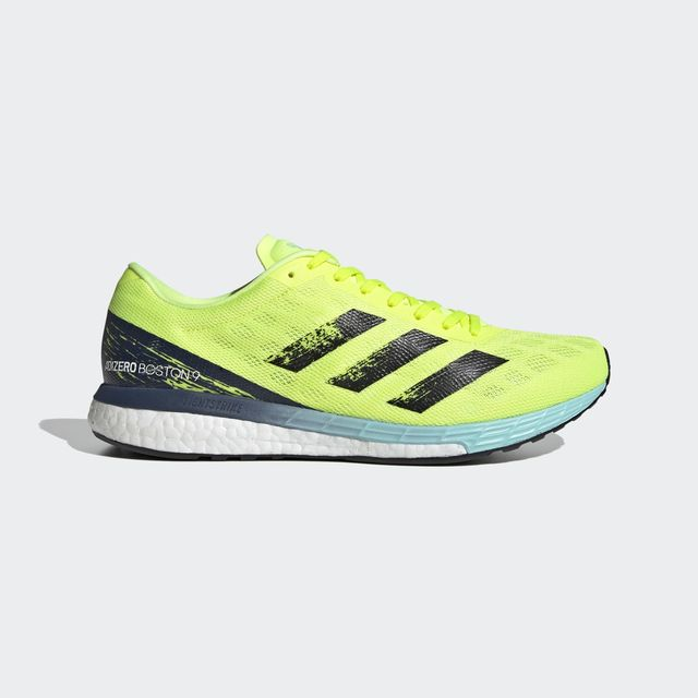 adidas Adizero Boston 9 (Yellow)