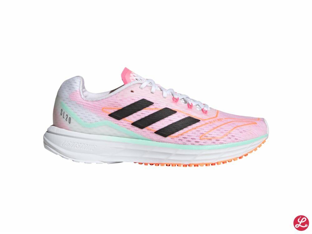 adidas SL20.2 Summer.Ready w (White)